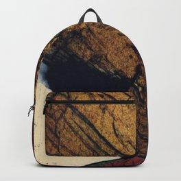 Epidote and Quartz Backpack