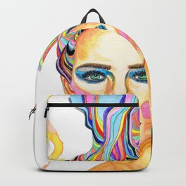 Carmen - A Tropical Mind Backpack
