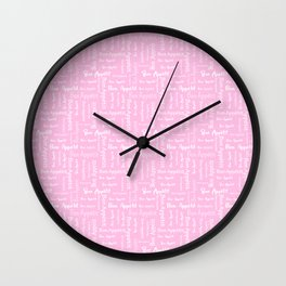 Bon Appetit Cooking Chef Cook Foodie Culinary  Wall Clock
