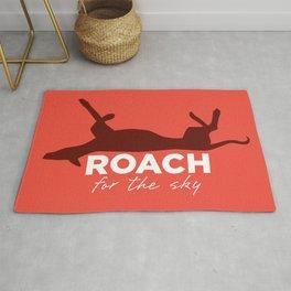 Roach for the Sky Rug
