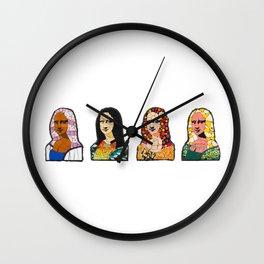 Giocondas - Mona Lisa Wall Clock