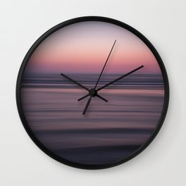 Ocean Dreamscape III Wall Clock