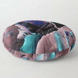Plongée Floor Pillow