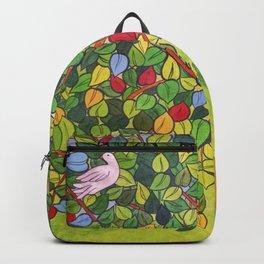 BUDDHA MURAL SM Backpack