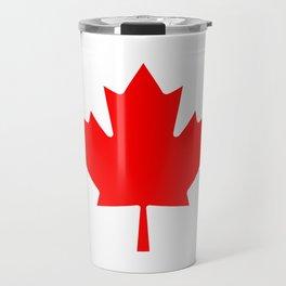 Flag of Canada - Canadian Flag Travel Mug