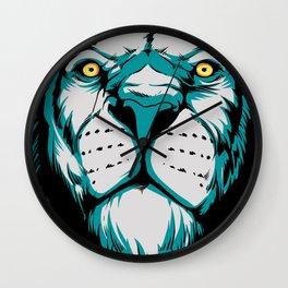 LionO Wall Clock