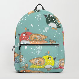 Birds Backpack