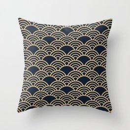 Beautiful Japanese Pattern Design Throw Pillow