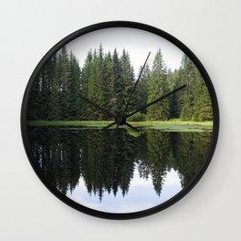 Nature #6 Wall Clock