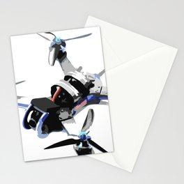 Freestyle quad or fpv drone for race drone freestyle pilots Stationery Cards