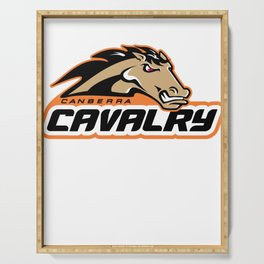 Canberra Cavalry Serving Tray