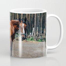 horse by Michal GADEK Coffee Mug