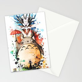 """""""The crossover n°2"""" Stationery Cards"""