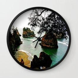 Thunder Rock Cove Wall Clock