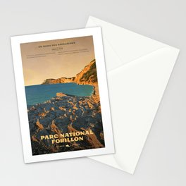 Parc National Forillon Stationery Cards