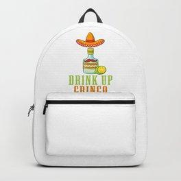 Drink Up Gringo Backpack