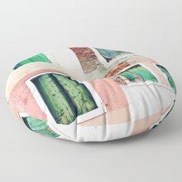 Venezia I Floor Pillow