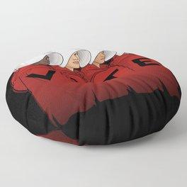 Handmaids Vote Floor Pillow