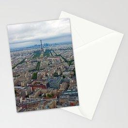 Eiffel Tower / Tour Eiffel - Paris, France Stationery Cards