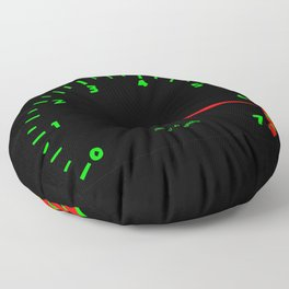 RPM Floor Pillow