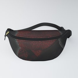 Carry On Dean Winchester Fanny Pack