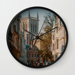 Cambridge, England, United Kingdom 3 Wall Clock