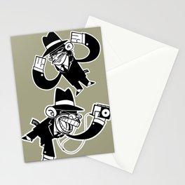 Köpke's Mafia Monkeys! Stationery Cards