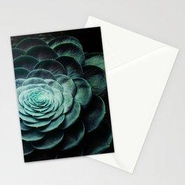 DARKSIDE OF SUCCULENTS V-3 Stationery Cards