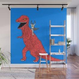 Dinosaur B Forever Wall Mural