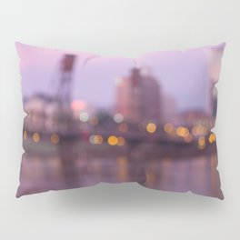 Portland at Dawn Pillow Sham