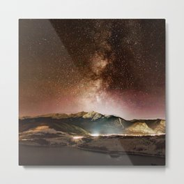 Prospect Milky Way Metal Print