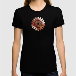 Floral Abstract II- JUSTART © T-shirt