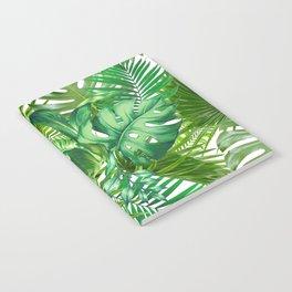 green tropic Notebook