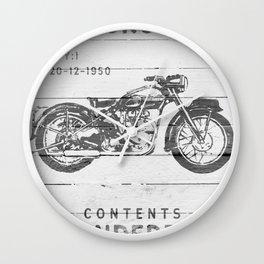 Vintage Triumph Thunderbird Mo...