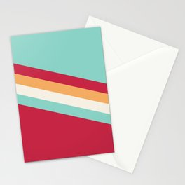 retro Candy Carnival Stationery Cards