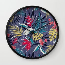 Bali Tropics - Resort Wall Clock