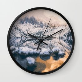 If Winter comes Wall Clock
