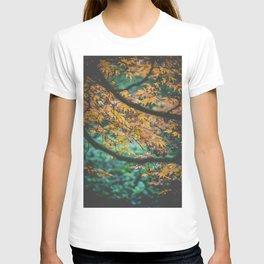 Japanese Maple Autumn T-shirt