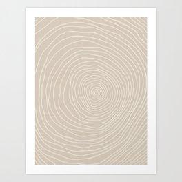 Vestigĭum #3 Art Print