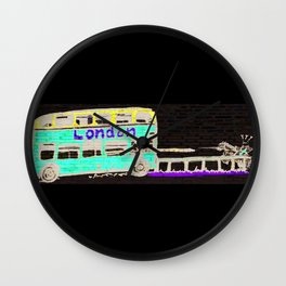 Lets joust Wall Clock