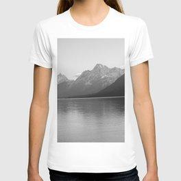 Mountains and Lake T-shirt