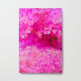 Pink! Metal Print