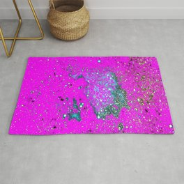 pinky's haven. Rug