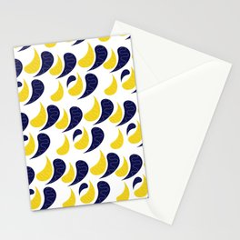 Multi-faceted pattern with versatile shapes Stationery Cards