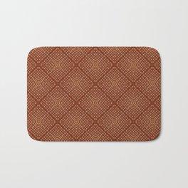 Bohemian Pattern Design B2 Bath Mat