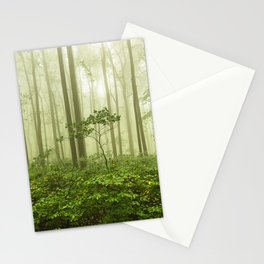 Dreaming of Appalachia - Nature Photography Digital Landscape Stationery Cards