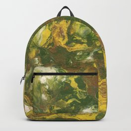 Green Stirs Backpack