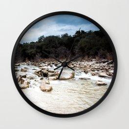 Greenbelt Bliss Wall Clock