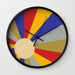 Ray of Sunshine 20s Wall Clock