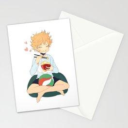 Haikyuu Chibi Stationery Cards